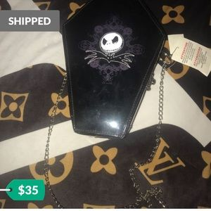 🛑SOLD🛑 NWT Nightmare before Christmas Purse